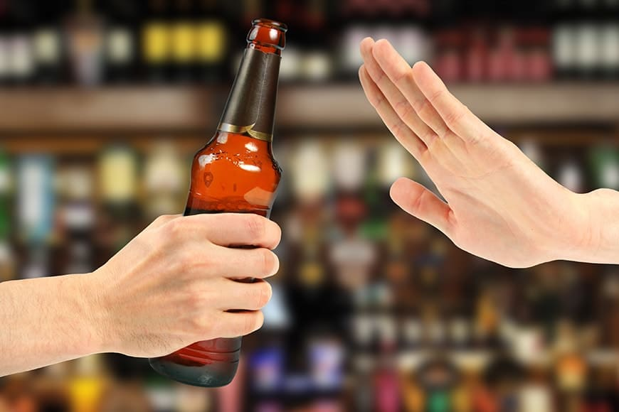 Quit Alcohol to Improve Oral Health | Summerlin Dentist