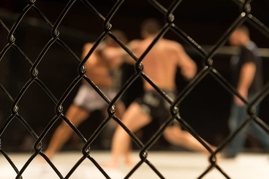 MMA Fighter Loves His Dental Implants